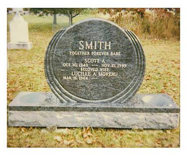 Provost S Memorials Crafts Custom Monuments Headstones